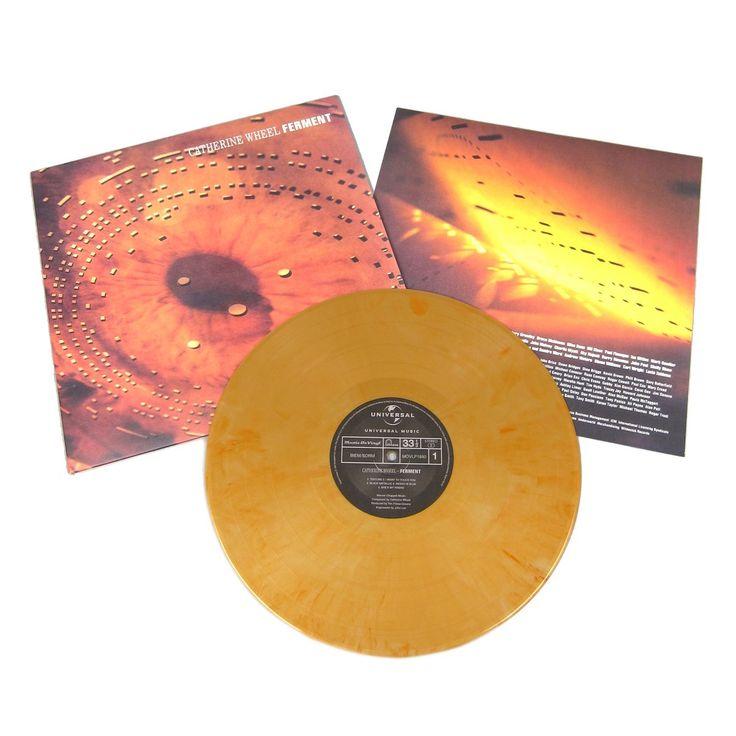 Catherine Wheel: Ferment (Music On Vinyl 180g, Colored Vinyl) Vinyl LP