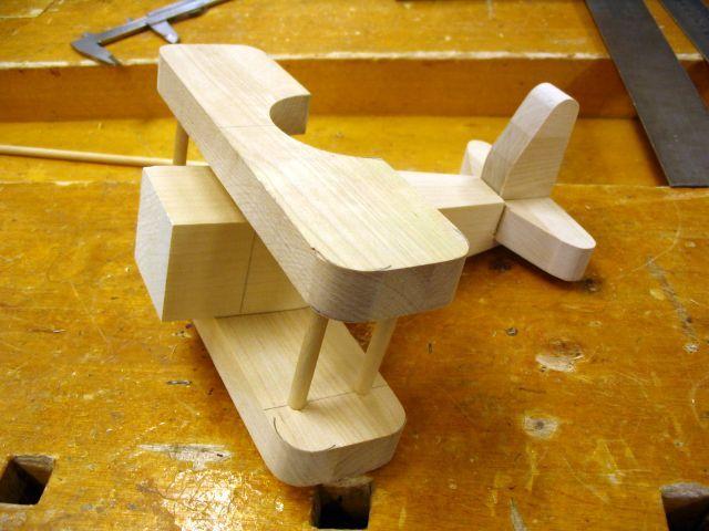 Tekninen työ - Lentokone