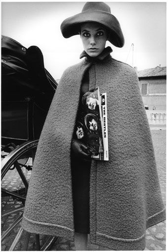 cape and hat that I must have.