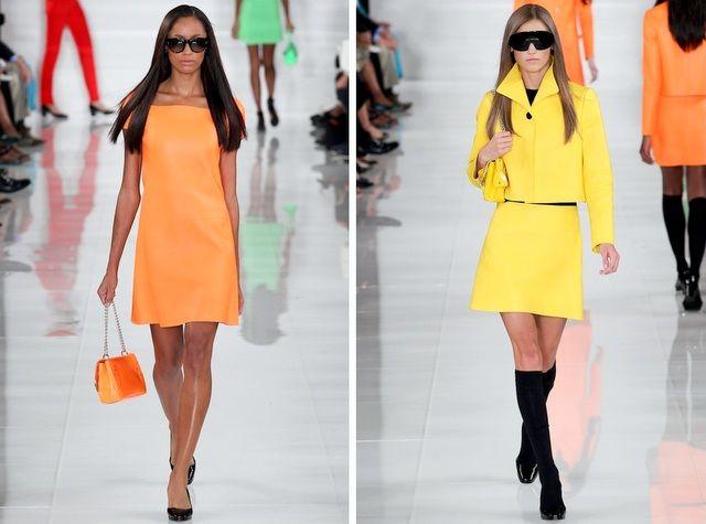 Ralph Lauren -Colección -primavera - verano 2014- Fashion Week Nueva York (6)