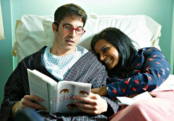 Chris Messina Talks The Mindy Project, Kissing Mindy Kaling, and His New Leading Man Status #glamour #themindyproject