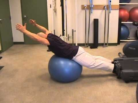 shoulder rehab exercises