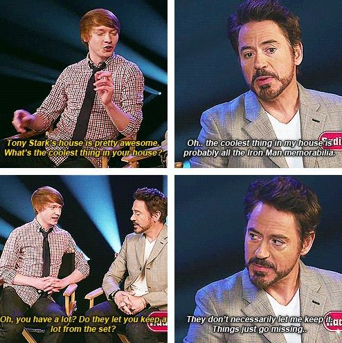 32 Reasons why RDJ is the most perfect man in the universe