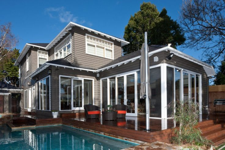 Creating a sense of security and warmth is best achieved for Exterior paint ideas australia