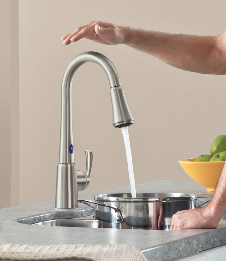 Merveilleux Kitchen:Home Appliances: Charming Touch Sensor Kitchen Faucet Washing Hand  Modern Kitchen Faucets Discount