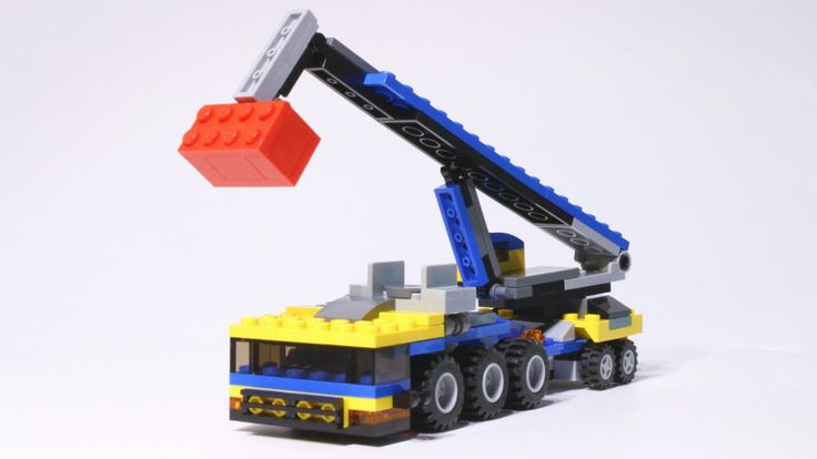 LEGO Toys for Kids | Creator 3in1 Mobile Crane Build Stop motion Build video: https://youtu.be/wbvz0aTVg8g