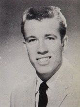 Chuck Norris (aka Carlos Norris) - North High School (Torrance, California) class of 1958.