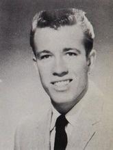 Chuck Norris (aka Carlos Norris) - North High School (Torrance, California) class of 1958.