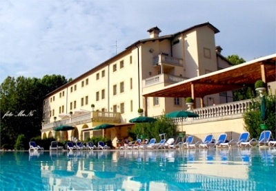 Grand Hotel Terme of Stigliano for a spa break near Lake Bracciano, Rome