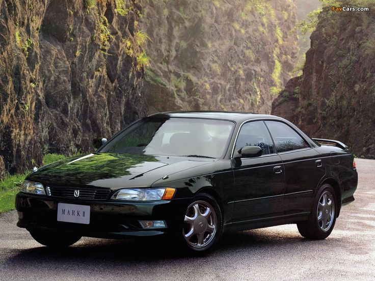 Wallpapers Of Toyota Mark II Tourer V (JZX90) 1994u201396