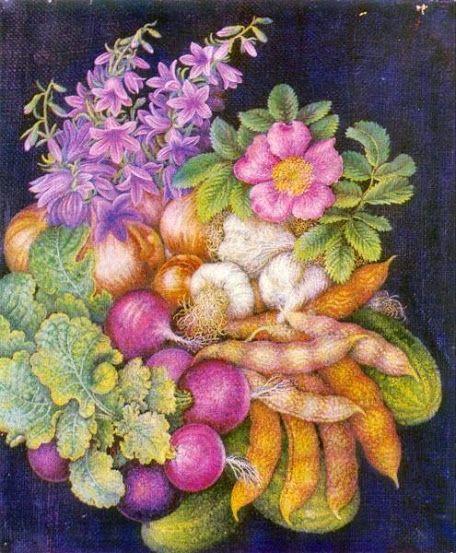 Український живопис: Катерина Білокур