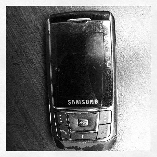 Samsung E250  ma first samsung