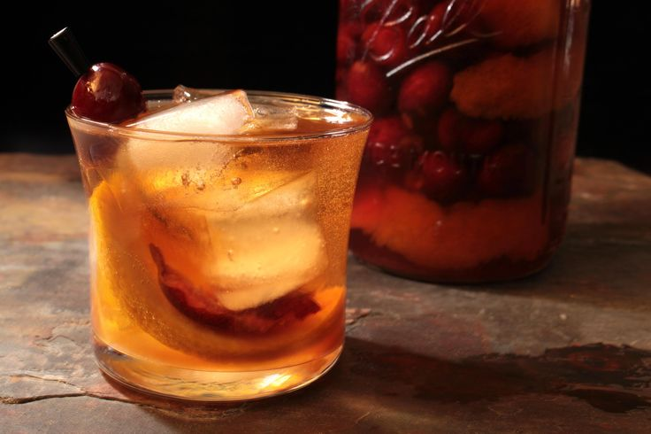 Marge's Brandy Old Fashioned - Lies about the Whiskey: Many Wisconsinites DO ENJOY the whiskey old fashion over the brandy.