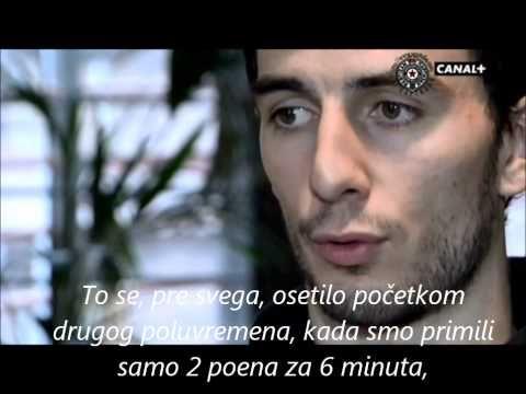 ▶ Leo Westermann, KK Partizan - Canal + (sa srpskim prevodom) - YouTube