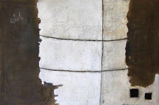 ohmu (2011) 120x80cm mixed media on canvas daniel soukup