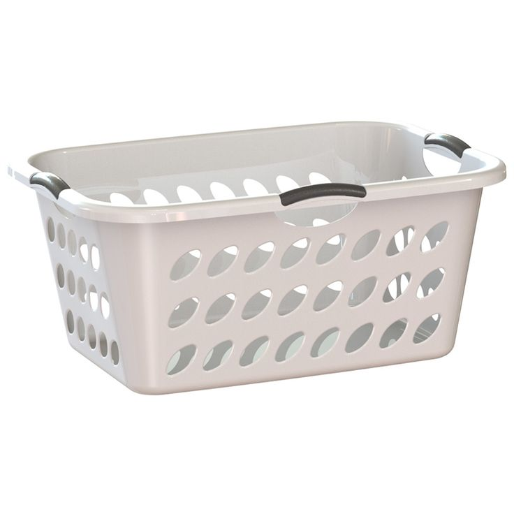 Find HomeLeisure 45L Hip Hugger Trend Laundry Basket at Bunnings Warehouse. Visit your local store  sc 1 st  Pinterest & 13 best stuff for house images on Pinterest | Pole barns Ranges and ...
