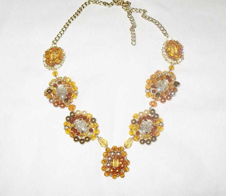 Necklace- handmade by FloFlorina Jewelry
