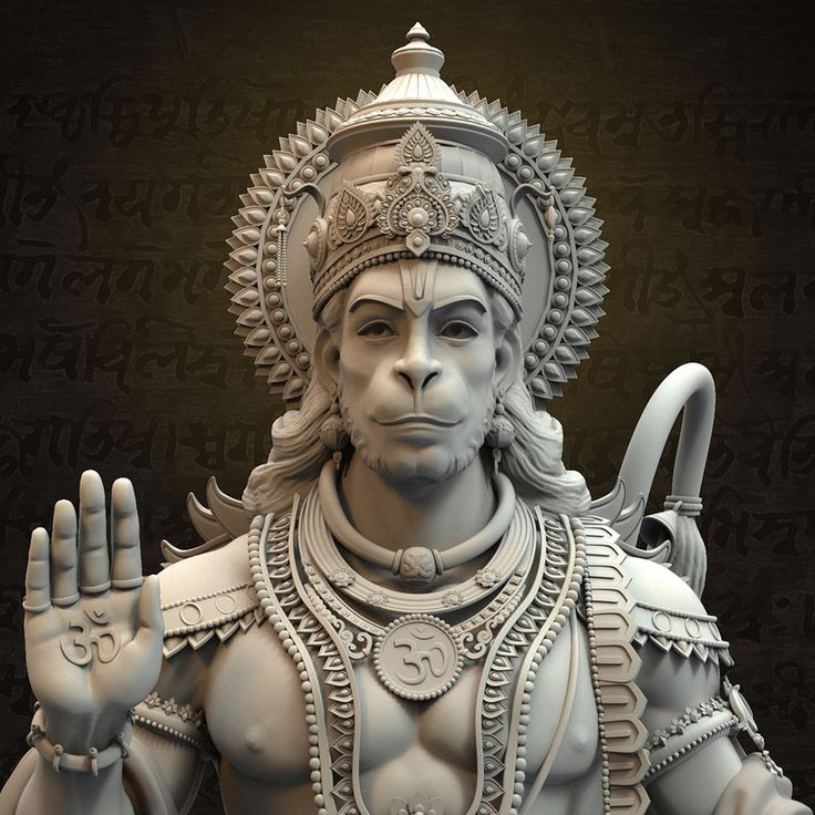 Vijayanjaneya is one of the names of Lord Hanuman....... Here is the Vijayanjaneya Statue done for Spiritual Om City walk though (Ramoji Film City). Following is the link for same. https://www.youtube.com/watch?v=4uqMziIIHUk