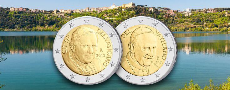 23. März 2013 - historisches Zusammentreffen von Papst Franziskus und Benedikt XVI.