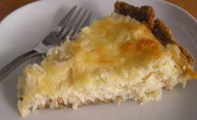 Hapankaalipiiras - Maukas piiras ruis-perunataikinapohjalla. (valipala)