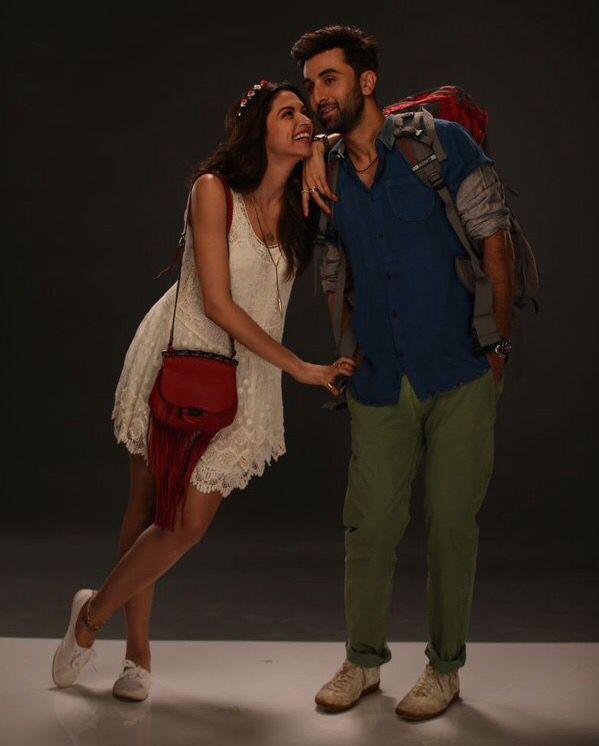 Tamasha Deepika Padukone and Ranbir Kapoor