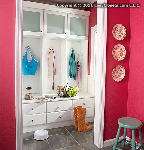 31 Best Images About Mudroom Closet Ideas On Pinterest