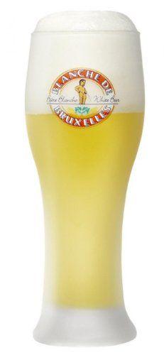 Blanche De Bruxelles Wheat Beer Frosted Glass Lefèbvre brewery Quenast Belgium http://www.amazon.com/dp/B008ITAVFY/ref=cm_sw_r_pi_dp_rsR2ub1JCWAFT