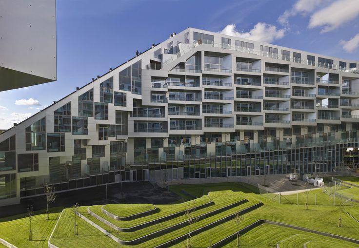 Residential by BIG | Bjarke Ingels Group
