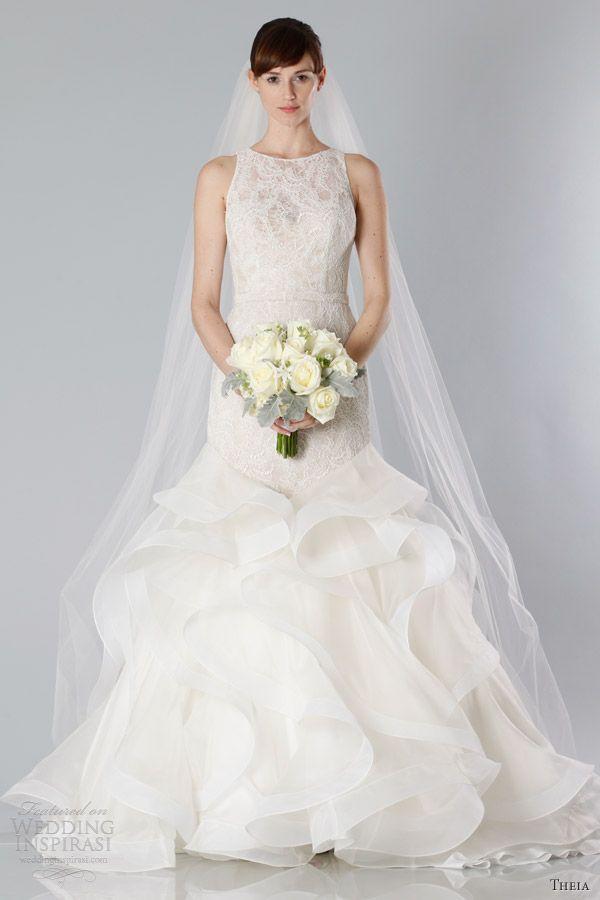 10 besten Theia Bridal Bilder auf Pinterest | Hochzeitskleider ...