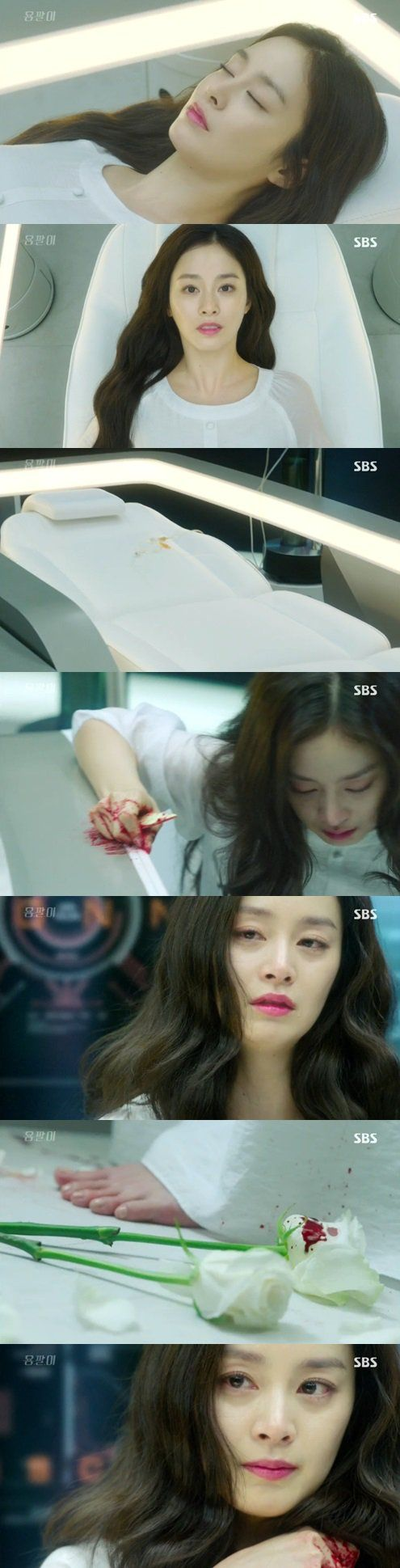 [Spoiler] 'Yong Pal' Kim Tae-hee wakes up and attempts suicide again @ HanCinema :: The Korean Movie and Drama Database