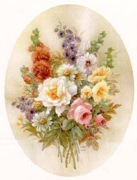 Lena Liu Summer Bouquet