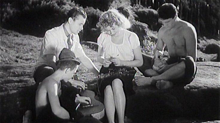 Zorka Janů ve filmu Ohnivé léto (1939)