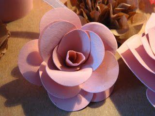 Rose: Fancy Flower punch.