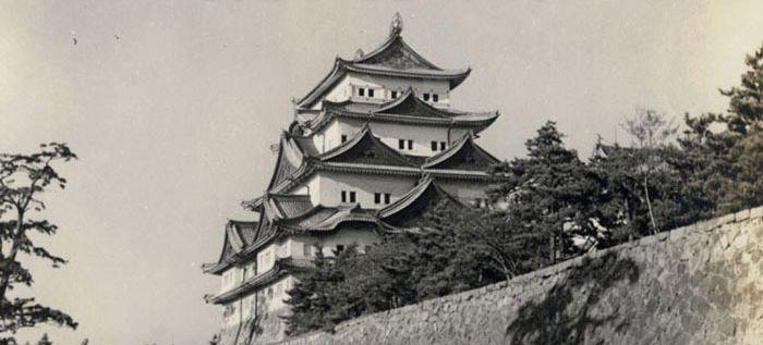 古写真 名古屋城本丸御殿