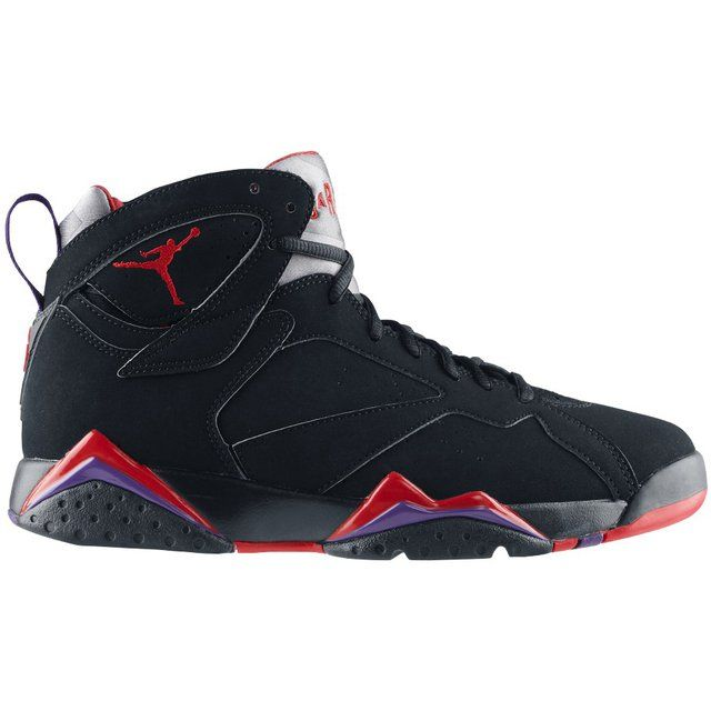 Air Jordan Retro 7 Black/ True Red Raptor Sneaker Re-Releasing