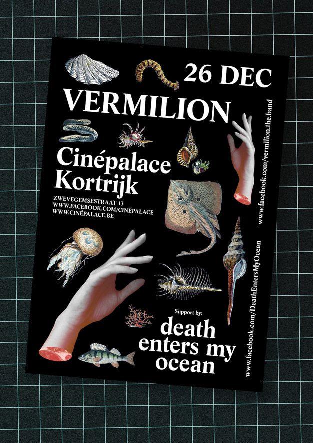 "designeverywhere:  "" Vermillion  """