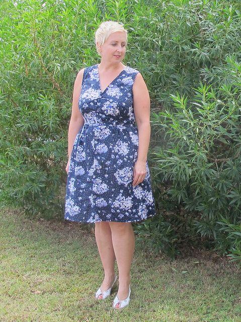 Busy Lizzy in Brizzy // Darling Ranges 2.0 pattern test