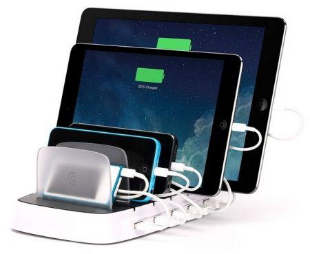 Док-станция для iPhone /iPod /iPad Griffin Powerdock 5 GC35538