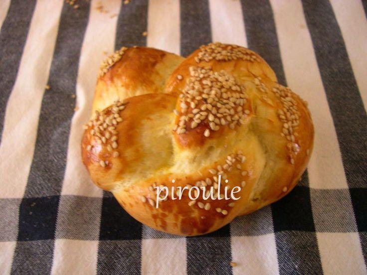 Voici le façonnage des petits pains de pourim en photos FORME 1        ...