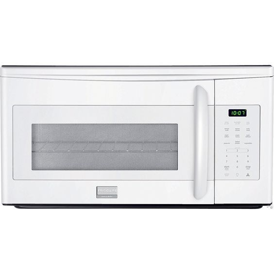 Frigidaire FGMV175QW 1.7 cu. ft. Over-the-Range Microwave Oven -- Click on the image for additional details.