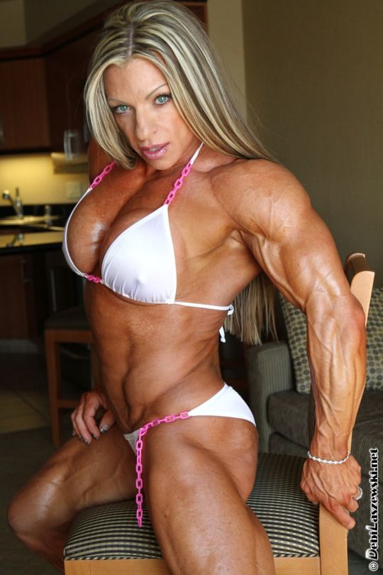 Think, that muscle behind female nude obviously