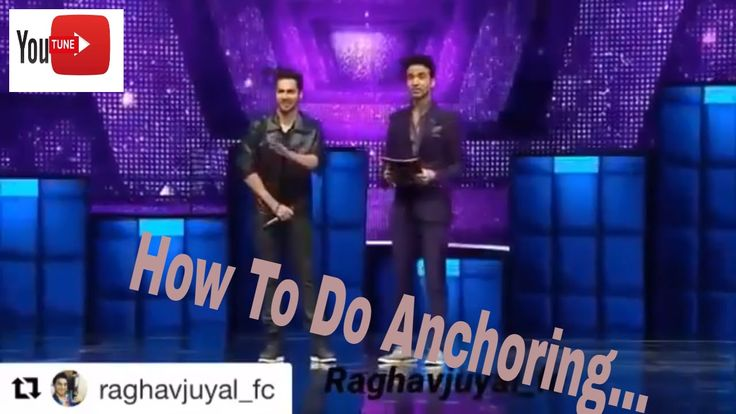 Raghav Juyal And Varun Dhawan Anchoring Dance + Funny Moments