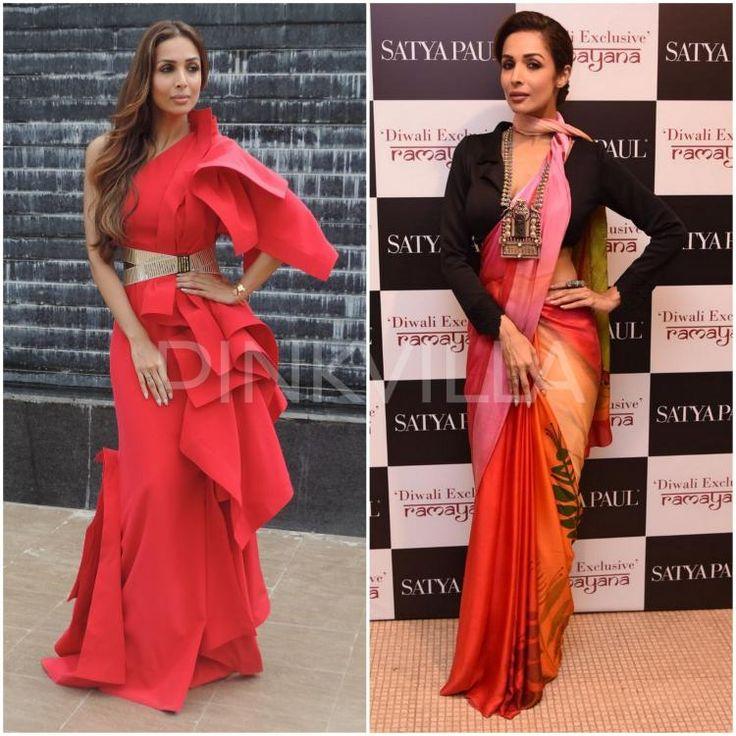 Celebrity Style,Malaika Arora Khan,satya paul,Maneka Harisinghani,gaurav gupta