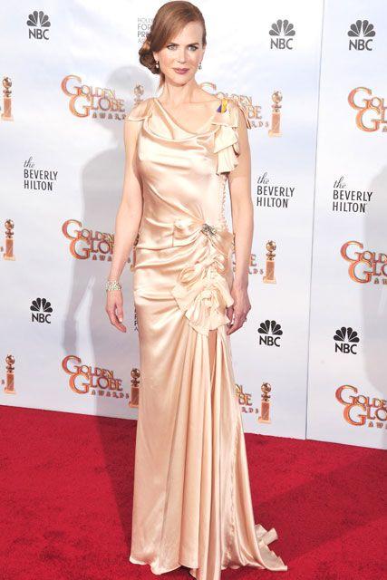 Nicole Kidman - Nicole Kidman Style Highs and Lows - Nicole Kidman Keith Urban - Golden Globes - Oscars - Celebrity - Marie Claire