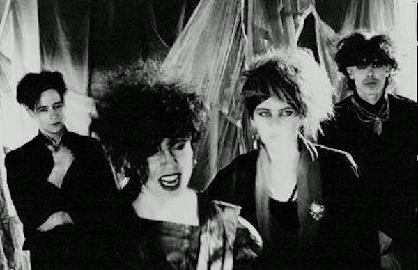 Clan of Xymox - Ca. 1986