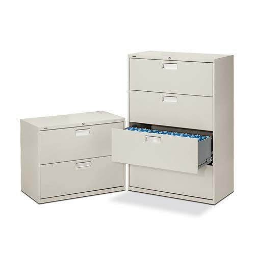 """Kitchen Office Furniture: 3 Drawer Lateral File W/Lock, 30""""x19-1/4"""