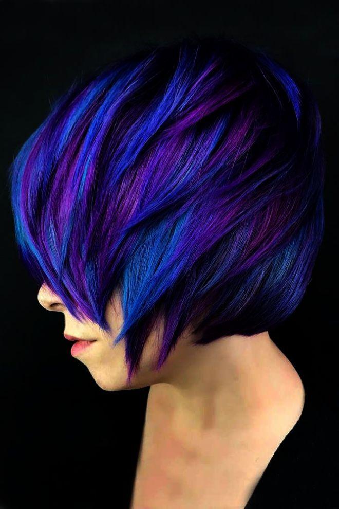 Hair Color Ideas For Black Short Hair In Red Ombre Hair Color Ideas Tumblr Bright Hair Colors Cool Hair Color Bright Hair