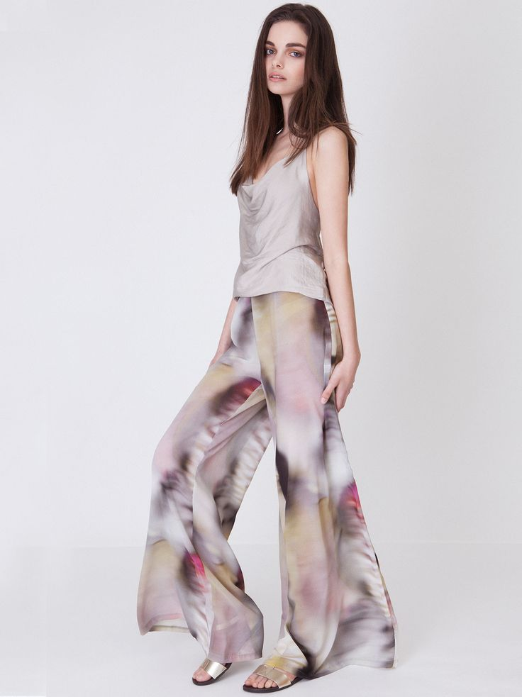 Palazzo Trouser by CAKO - buy online at Designrs.co