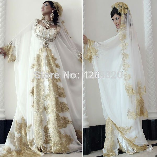 Find More Evening Dresses Information about dubai 2014 sweetheart dresses Nisrine sleeved lace gold diamond Arabic kaftan dress plus size evening dresses,High Quality dress fittings,China dress sizes for men Suppliers, Cheap dress white dress from Sao Tome Garments Co., Ltd. on Aliexpress.com