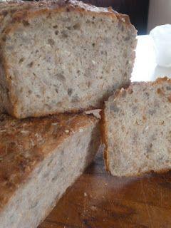Mix'n'go bread - Rowan Bishop food writer